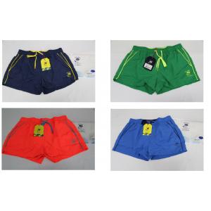 Costume UOMO Boxer POLO CLUB Pantaloncini Mare SHORTS Vari Colori RIGA CONTRASTO