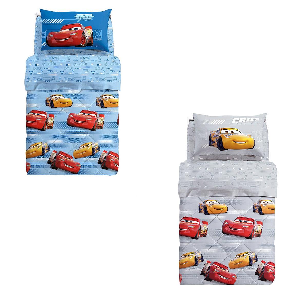 Piumone Letto Singolo Cars.Trapunta Piumone Letto Singolo Cars Turbo Caleffi 1 Piazza Ebay
