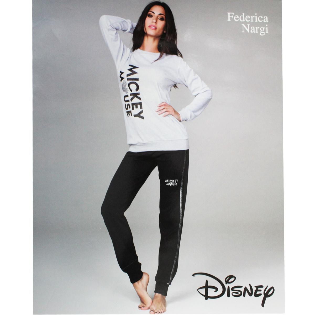 Disney Mickey Mouse Topolino Pantaloni di Pigiama per Uomo