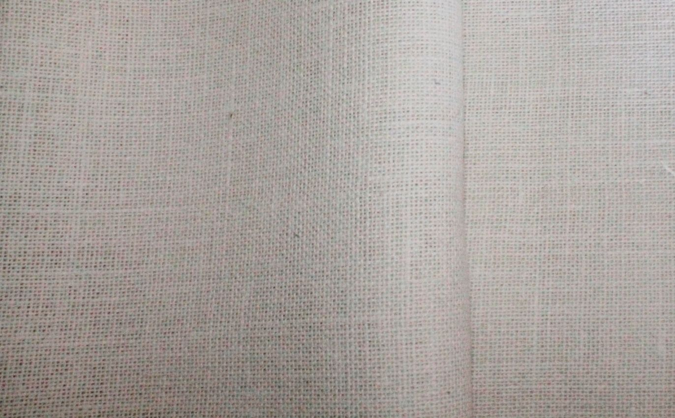Dettagli su Tessuto Iuta Juta tela Sacco NATURALE 1 x 1.50 mt Addobbi Bomboniere PANNA