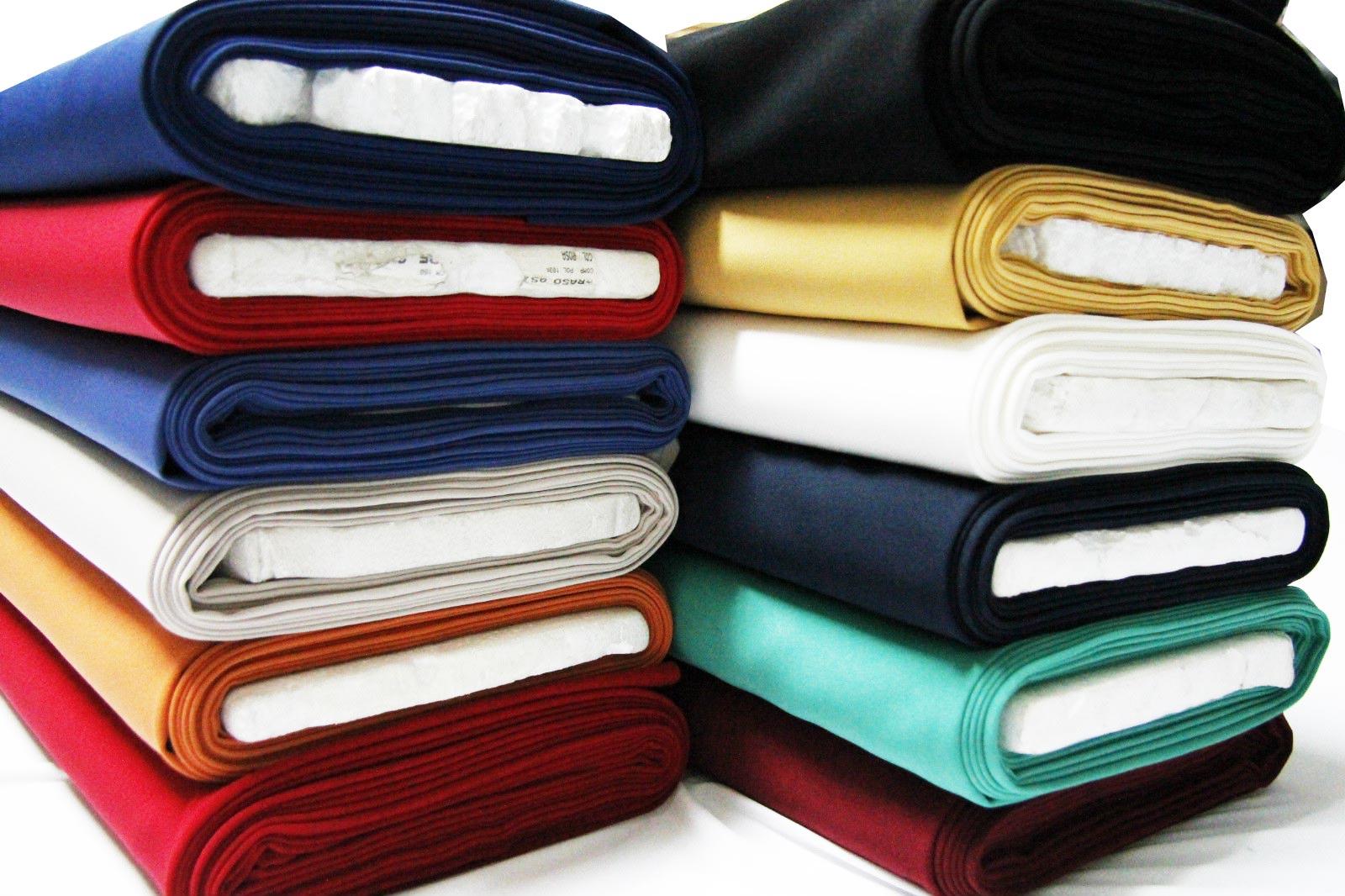 f9b219125a Dettagli su Tessuto Abbigliamento Cadì di Viscosa Bielastico elastica Vari  Colori Metraggio